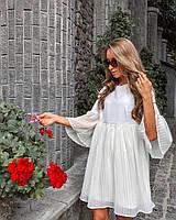 Женское Платье плиссе, фото 1
