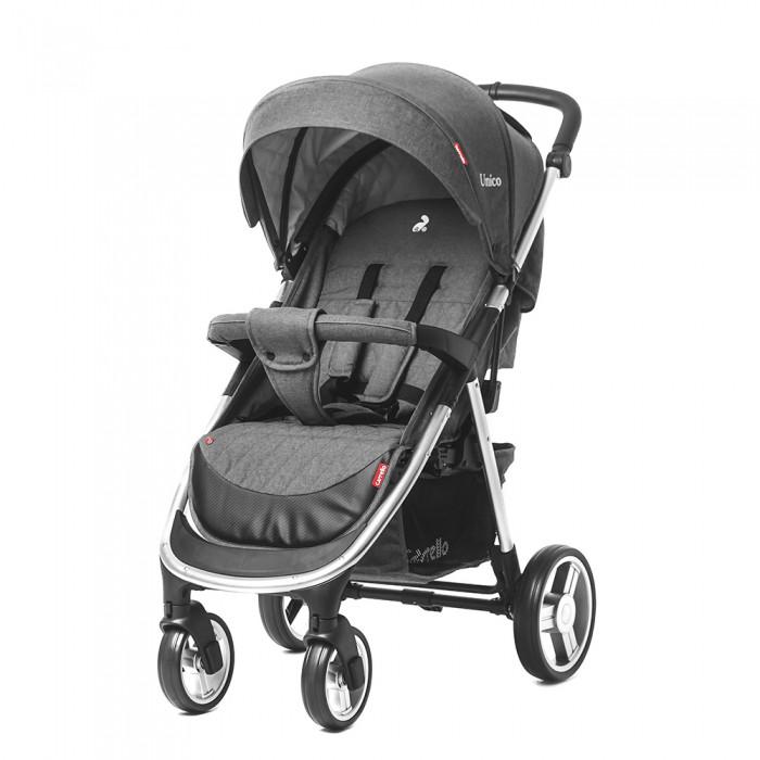 Детская коляска прогулочная CARRELLO Unico CRL-8507 + дождевик