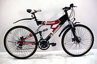 """Горный подростковый велосипед Azimut Tornado 24""""D"""