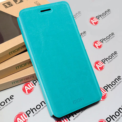 Чехол-книжка Xiaomi Redmi 4 PRO/PRIME MOFI Blue