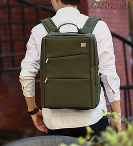Рюкзак Double-565 Digital Laptop Bag army зелений REMAX 45213
