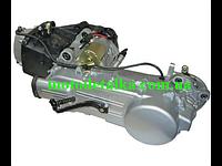 honda двох ціліндровий мотор скутер