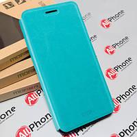 Чехол-книжка Meizu MX5 MOFI Blue