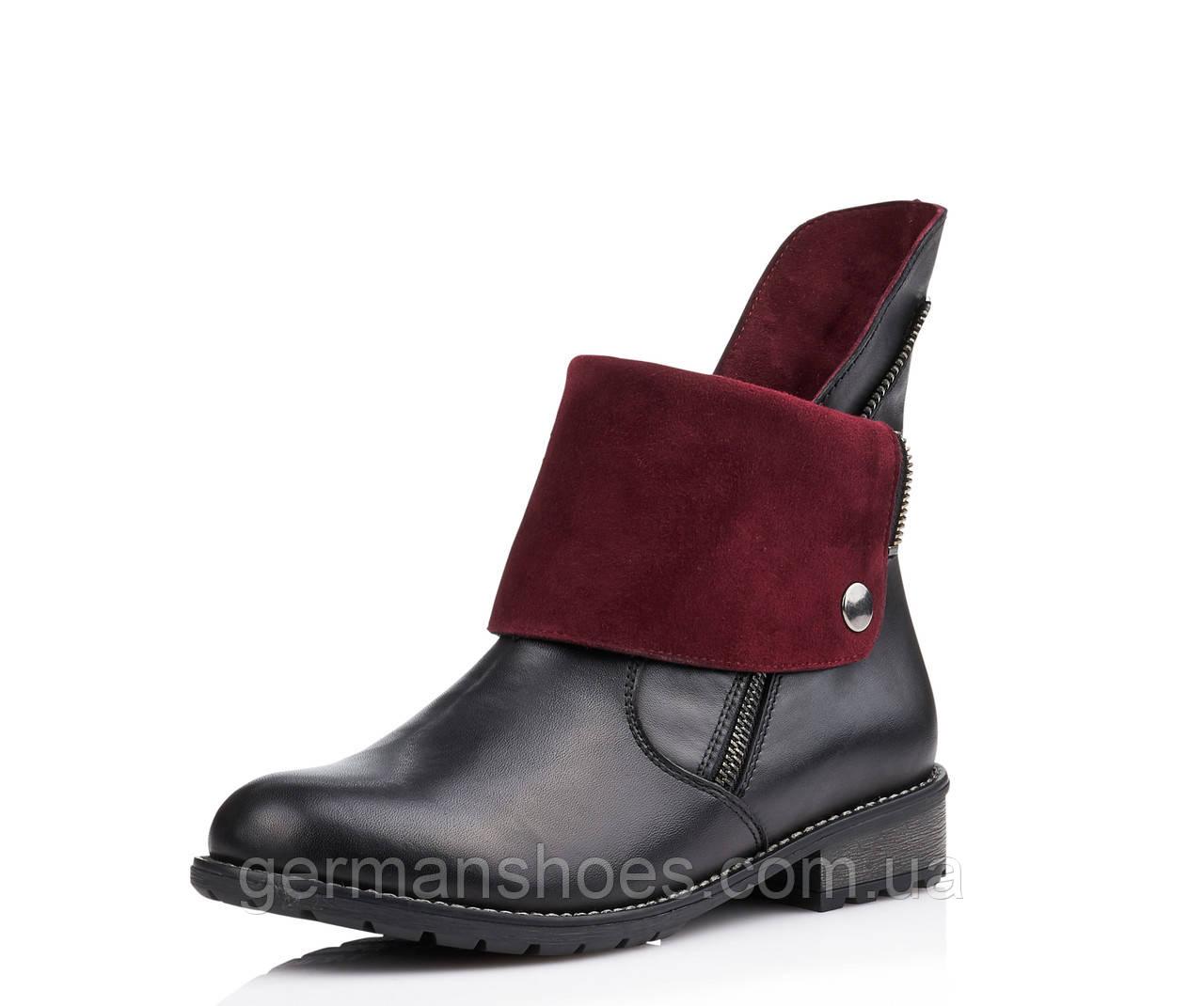 Ботинки женские Remonte R3317-01