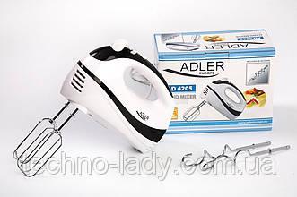 Миксер Adler ad 4205 black