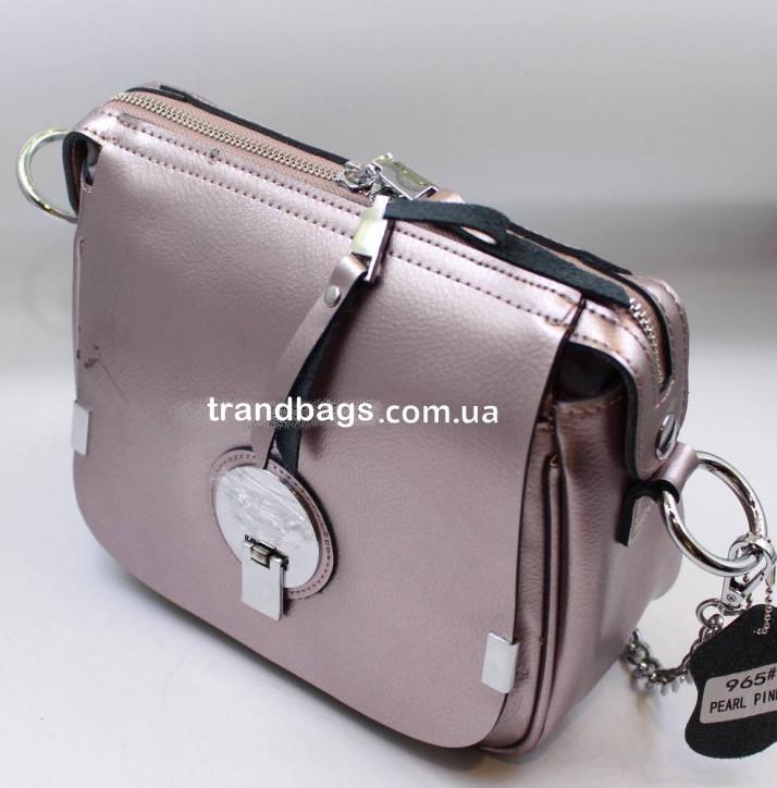fe9bd28bfccc Женский кожаная сумка клатч 965 pearl pink женские клатчи из натуральной  кожи купить недорого
