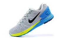 Мужские кроссовки Nike Lunarglide 6 grey