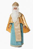 Святой Николай Люкс мужской карнавальный костюм, фото 1