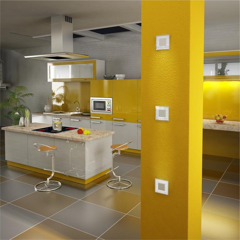 Примеры декоративной LED подсветки 1