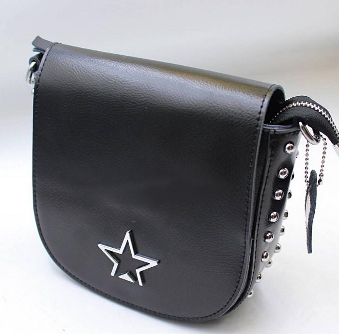 1848868d2432 Женский кожаная сумка клатч 975 black женские клатчи из натуральной кожи купить  недорого
