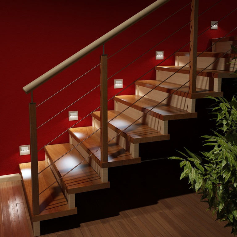 Примеры декоративной LED подсветки 2
