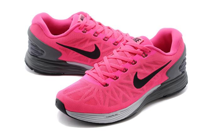 Женские кроссовки Nike Lunarglide 6
