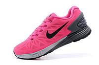 Женские кроссовки Nike Lunarglide 6 pink, фото 1