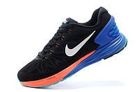 Женские кроссовки Nike Lunarglide 6 black, фото 1