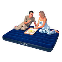 Матрас надувной Intex 68758 137х191х22 см, фото 1