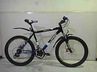 Горный подростковый велосипед Azimut Omega GD 24''