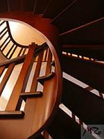 Дизайн и изготовление лестниц