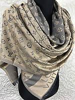 Турецкий кашемировый палантин Louis Vuitton (15)