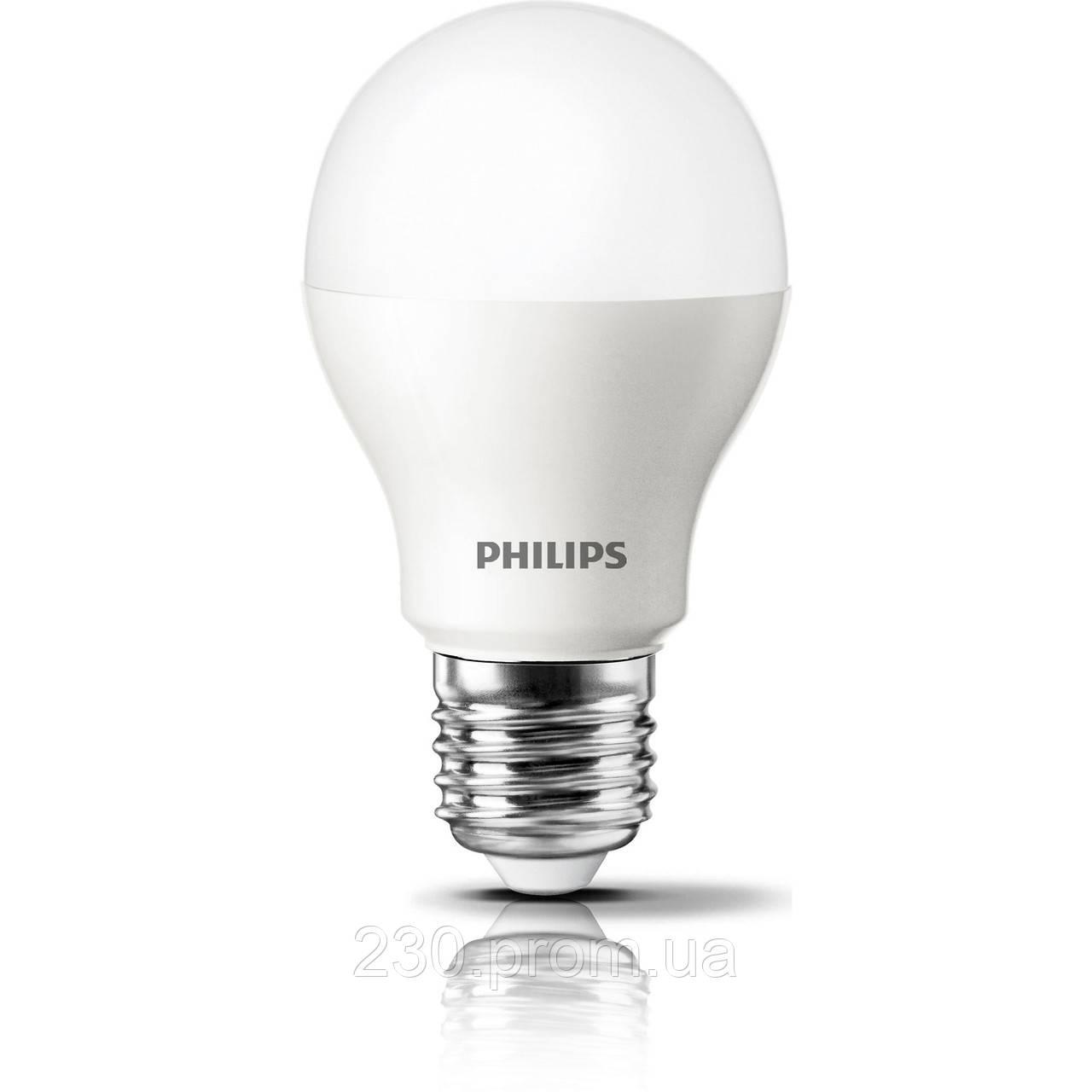 LED лампа philips 8 (60Вт) Е27 3000К