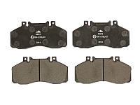 Тормозные колодки (передние/задние, Roadhouse 0224500) Mercedes-Benz(Мерседес-Бенц) T(Т)2/LN(ЛН)1 BM(В/БМ)667-670 1986-1994(86-94)