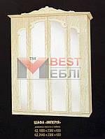 Шкаф 4Д спальни Империя, фото 1