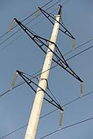 Изоляторы ЛКЦ ЛК 10-330 кВ замена ПС-70Д, ПС-70Е, ПС-120Б, ПСД-70, ПСВ-120Б