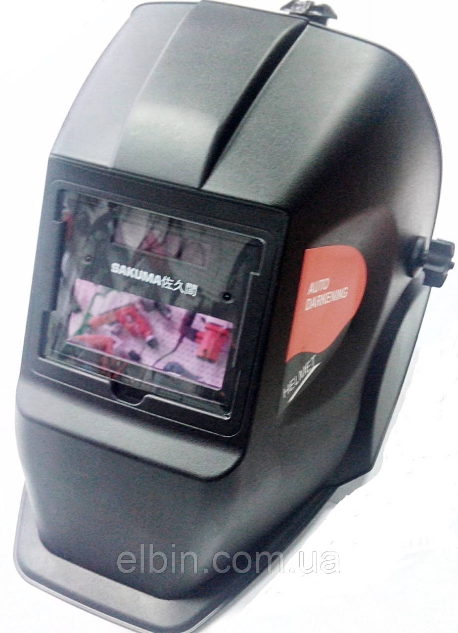 Сварочная маска хамелеон Sakuma GX 350F