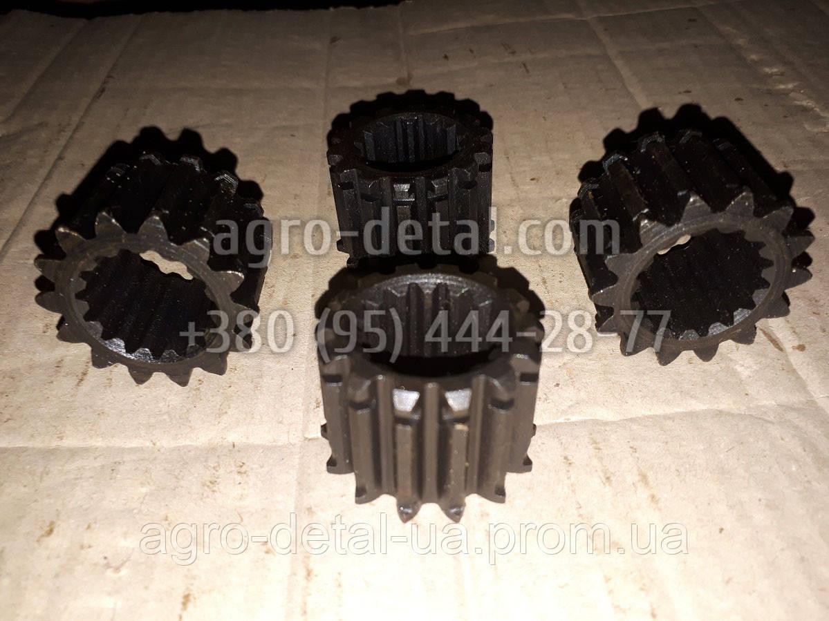 Втулка шлицевая 3510.21.190 муфты главного сцепления колесного трактора ХТЗ 3510