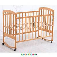 Детская кроватка «LAMA» Eco Style Ласка-М
