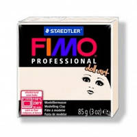 Полимерная глина Фимо Долл Арт FIMO DOLL ART(85 г, непрозрачный беж 44 Beige)