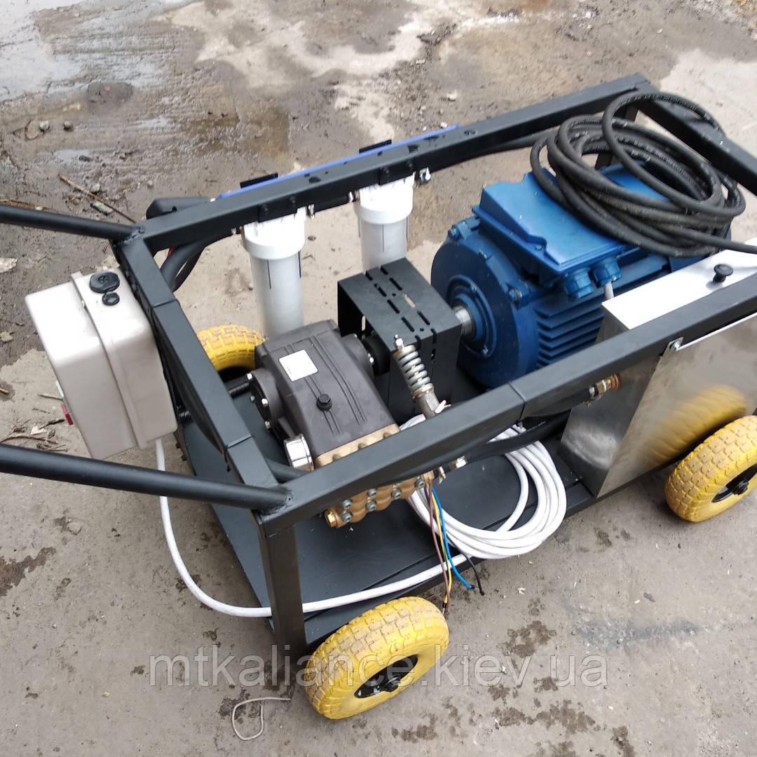 Апарат надвисокого тиску Alliance PX 21/50 , 500бар / 1260 л/год