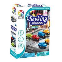 Настольная игра Паркинг Головоломка SG 434 UKR