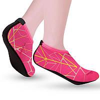 Носки, обувь для дайвинга, пляжа (аквашузы, коралки) Rose