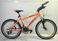 Подростковый велосипед Azimut Mystic-24 A+