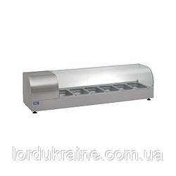 Холодильные витрины настольные ВХН-Р-6-1400 Кий-В