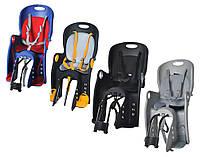 Велокресло для перевозки детей  до 22кг