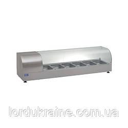 Холодильные витрины настольные ВХН-Р-5-1225 Кий-В