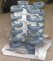 Отливки из алюминия, чугуна, стали, бронз. изготовление моделей.