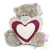 Мишка Teddy с сердцем 23 см G01W3796