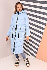 Женская молодежная зимняя куртка Далия, удл