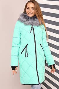 Женское зимнее пальто Лилиан