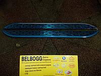 Подножка порога тюнинг кузова BYD S6, Бид С6, Бід С6
