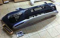 Обвес AMG63 на Mercedes ML- class W166