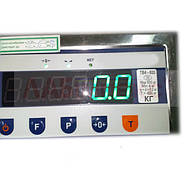 Весы низкопрофильные с защитой от пыли и влаги ТВ4...-12е (4 тензодатчика), фото 4