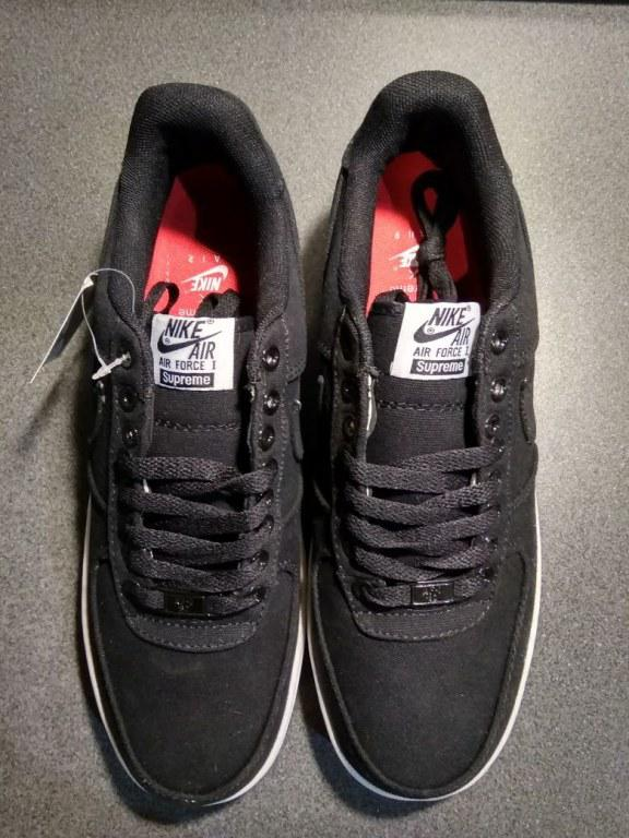 aaba42e8 Кроссовки Supreme x Nike Air Force 1 Low