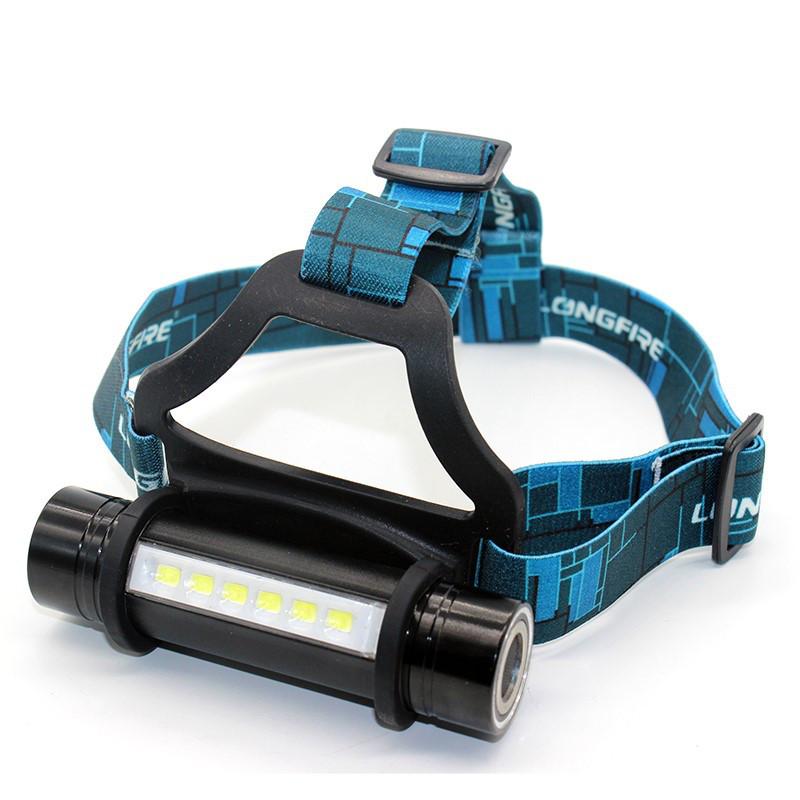 Тактический фонарик CREE Q5