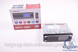 Автомагнитола (флешка+радио) MP3-3881