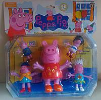 Набор фигурок Свинка Пеппа, семья