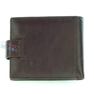 Мужской кожаный кошелек Balisa PY-F005-66 Coffee, фото 2