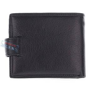 Мужской кожаный кошелек Balisa PY-005-78 Black, фото 2